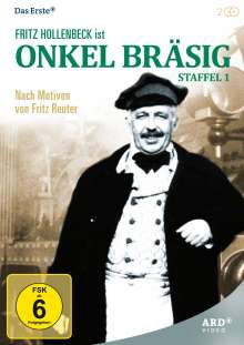 Onkel Bräsig Staffel 1, 2 DVDs