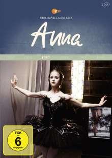 Anna (Komplette Serie), 2 DVDs