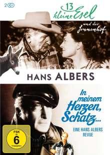 13 kleine Esel und der Sonnenhof / In meinem Herzen, Schatz, 2 DVDs