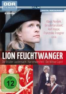 Lion Feuchtwanger, 5 DVDs