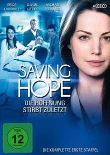 Saving Hope Season 1, 4 DVDs
