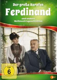 Der grosse Karpfen Ferdinand und andere Weihnachtsgeschichten, DVD