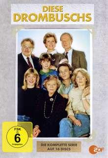 Diese Drombuschs (Komplette Serie), 16 DVDs
