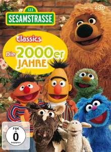 Sesamstrasse Classics: Die 2000er Jahre, 2 DVDs