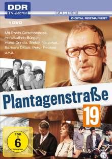 Plantagenstraße 19, DVD