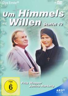Um Himmels Willen Staffel 12, 5 DVDs