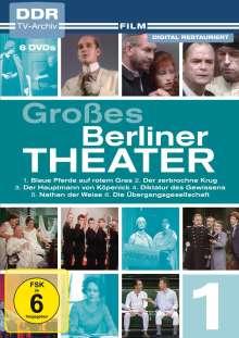 Großes Berliner Theater Teil 1, 3 DVDs