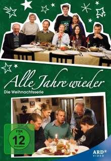 Alle Jahre wieder - Die Weihnachtsserie, DVD