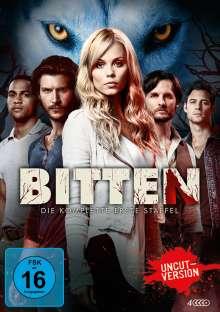 Bitten Season 1, 4 DVDs