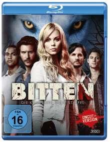Bitten Season 1 (Blu-ray), 3 Blu-ray Discs