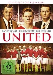 United - Die Legende der Busby Babes, DVD