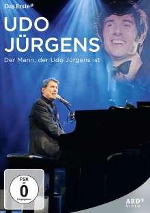 Udo Jürgens: Der Mann, der Udo Jürgens ist, DVD
