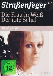 Straßenfeger Vol.10: Die Frau in Weiß / Der rote Schal, 4 DVDs