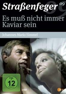 Straßenfeger Vol.9: Es muss nicht immer Kaviar sein, 5 DVDs