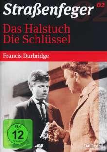 Straßenfeger Vol.2: Das Halstuch / Die Schlüssel, 4 DVDs