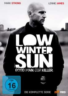 Low Winter Sun (Komplette Serie), 3 DVDs