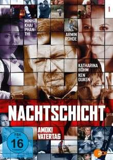 Nachtschicht 1: Amok / Vatertag, DVD