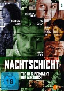 Nachtschicht 2: Der Ausbruch / Tod im Supermarkt, DVD