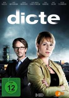 Dicte Season 1, 3 DVDs