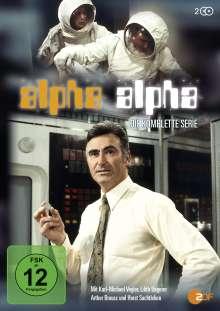 Alpha Alpha (Komplette Serie), 2 DVDs