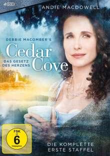 Cedar Cove Staffel 1, 4 DVDs