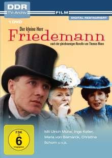 Der kleine Herr Friedemann, DVD