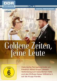 Goldene Zeiten, feine Leute, DVD