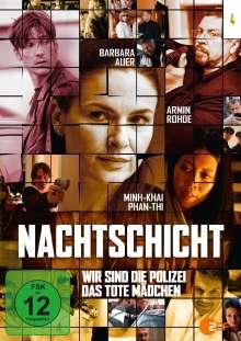 Nachtschicht 4: Wir sind die Polizei / Das tote Mädchen, DVD