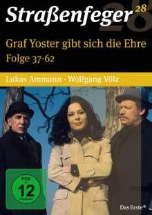 Straßenfeger Vol.28: Graf Yoster gibt sich die Ehre Folge 37-62, 5 DVDs