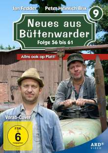 Neues aus Büttenwarder Folgen 56-61, 2 DVDs