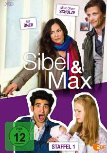 Sibel & Max Staffel 1, 3 DVDs