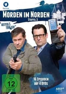 Morden im Norden Staffel 3, 4 DVDs