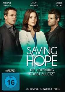 Saving Hope Season 2, 4 DVDs