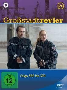Großstadtrevier Box 24 (Staffel 29), 4 DVDs