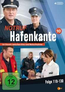 Notruf Hafenkante Vol. 10 (Folge 118-130), 4 DVDs