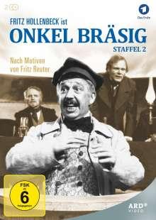 Onkel Bräsig Staffel 2, 2 DVDs