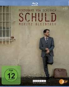 Schuld Staffel 1 (Blu-ray), 2 Blu-ray Discs