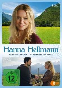 Hanna Hellmann: Der Ruf der Berge / Geheimnisse der Berge, 2 DVDs