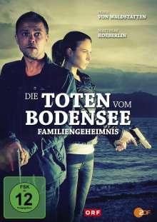 Die Toten vom Bodensee: Familiengeheimnisse, DVD