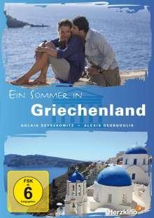 Ein Sommer in Griechenland, DVD