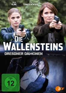 Die Wallensteins: Dresdner Dämonen, DVD