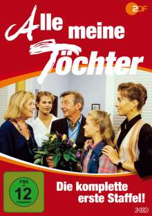 Alle meine Töchter Staffel 1, 3 DVDs