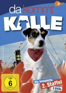 Da kommt Kalle Staffel 2, 3 DVDs