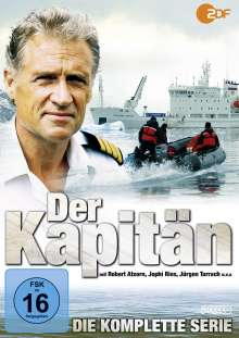 Der Kapitän (Komplette Serie), 5 DVDs