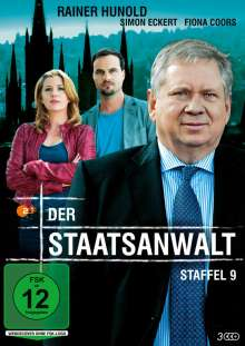 Der Staatsanwalt Staffel 9, 3 DVDs