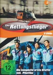 Die Rettungsflieger Staffel 1, 2 DVDs