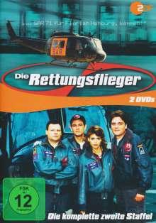 Die Rettungsflieger Staffel 2, 2 DVDs