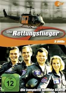 Die Rettungsflieger Staffel 6, 2 DVDs