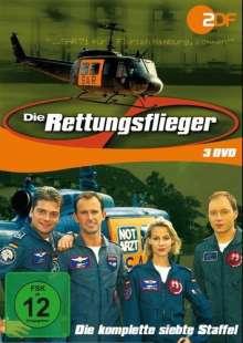 Die Rettungsflieger Staffel 7, 3 DVDs