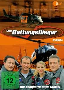 Die Rettungsflieger Staffel 11 (finale Staffel), 3 DVDs